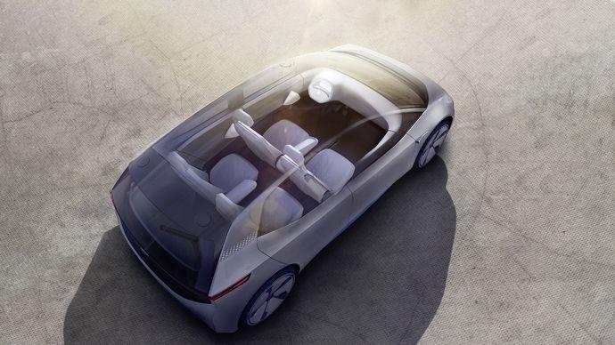 Photo Volkswagen I.d. Concept