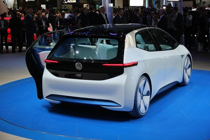 Photo Volkswagen I.d. Concept