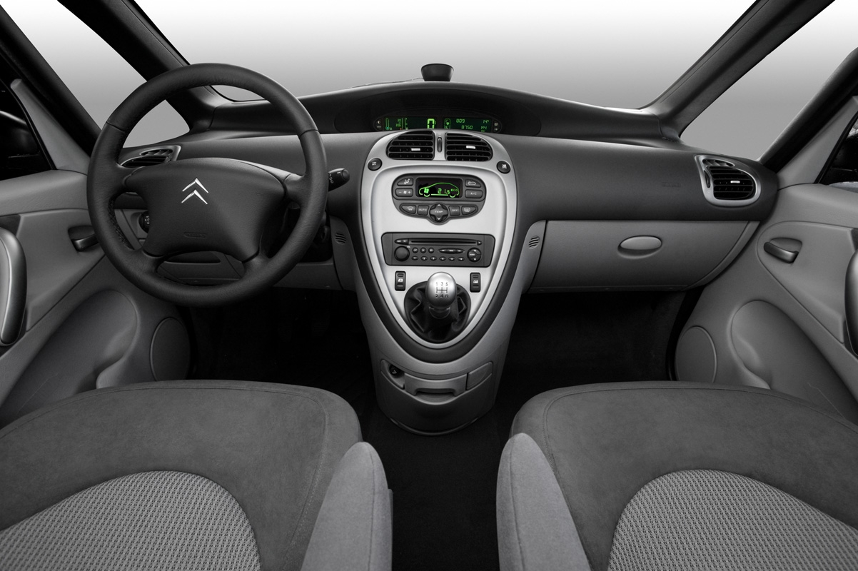 photos citroen xsara picasso. Black Bedroom Furniture Sets. Home Design Ideas