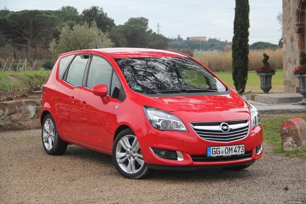 Photo Opel Meriva 2