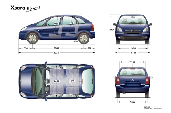 Photo Citroen Xsara Picasso