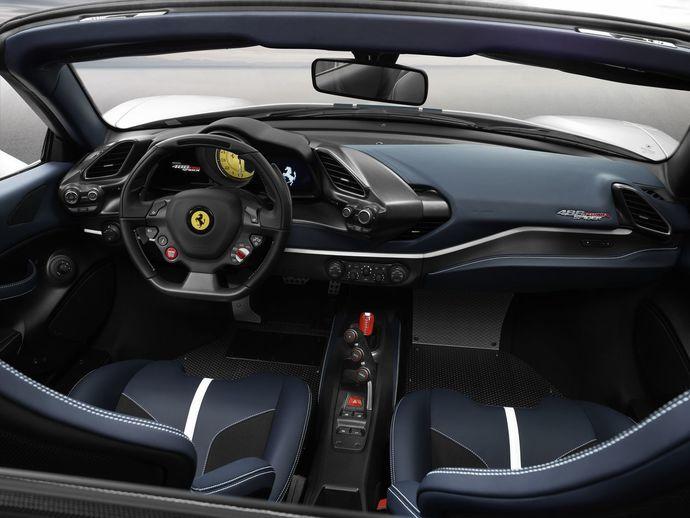 Photo Ferrari 488 Pista Spider