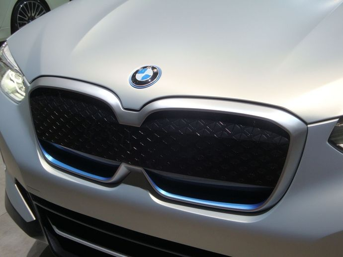 Photo Bmw Ix3 Concept