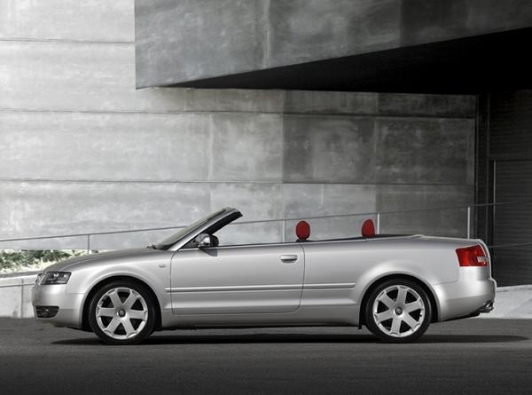 Photo Audi S4 Cabriolet (4e Generation)