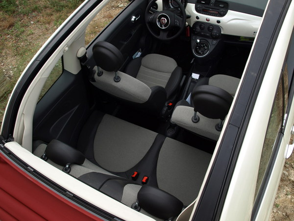 Photo Fiat 500 C
