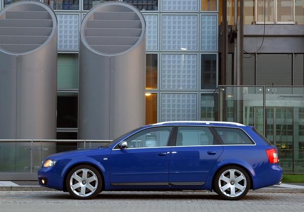 Photo Audi S4 Avant (2e Generation)