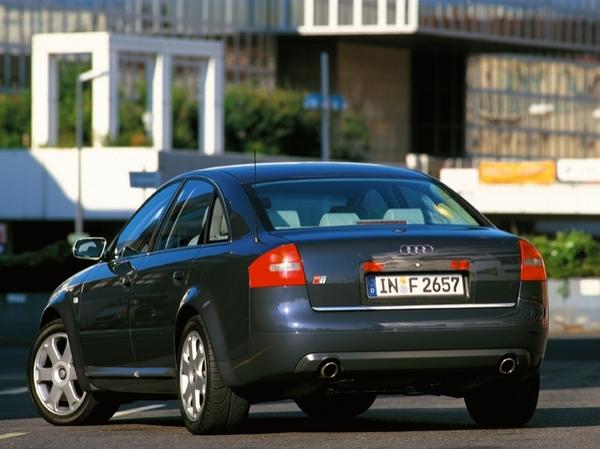 Photo Audi S6 (2e Generation)