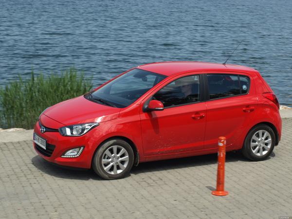 Photo Hyundai I20