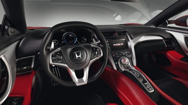 Photo Honda Nsx 2