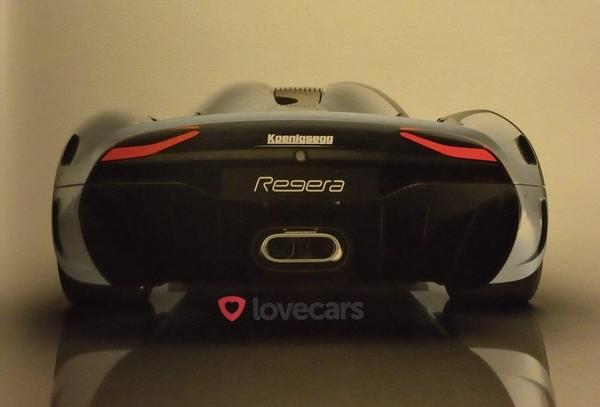 Photo Koenigsegg Regera