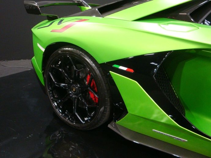 Photo Lamborghini Aventador
