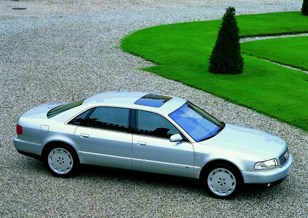 Photo Audi A8