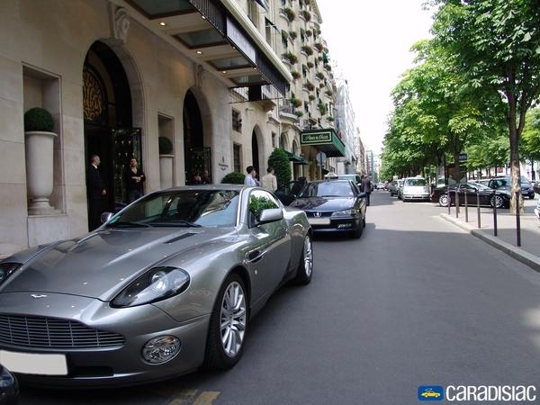 Photo Aston Martin Vanquish