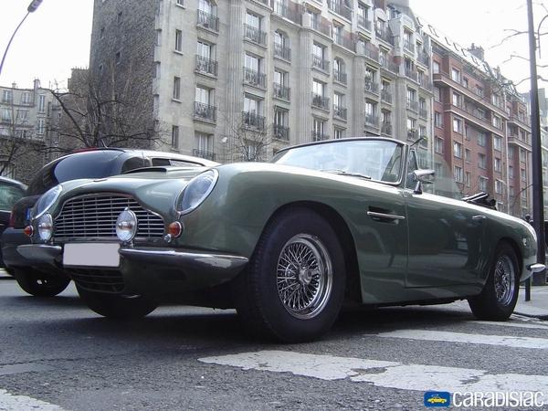Photo Aston Martin Db5