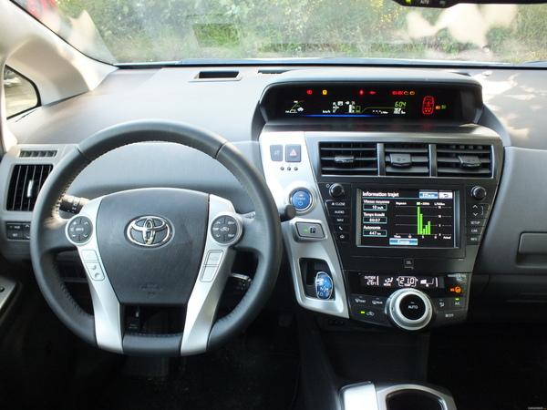Photo Toyota Prius+