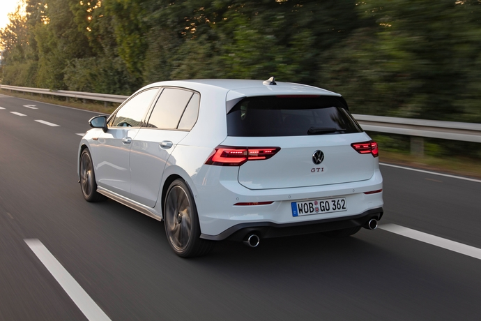Photo Volkswagen Golf 8 Gti