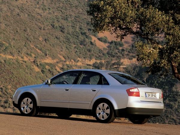 Photo Audi A4 (2e Generation)
