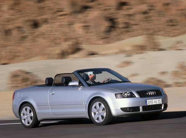 Photo Audi A4 (2e Generation) Cabriolet