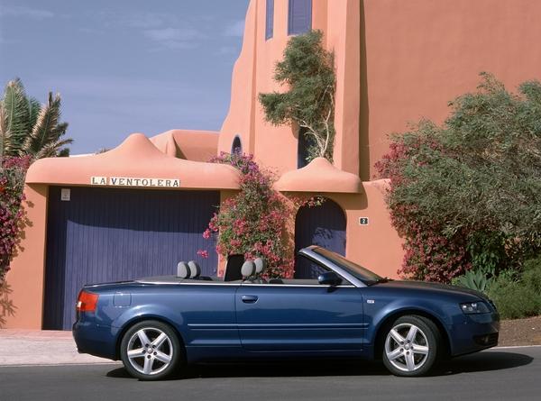 Photo Audi A4 (2e Generation) Cabriolet