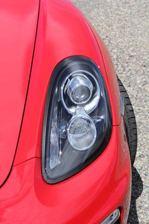Photo Porsche Boxster 3 Type 981