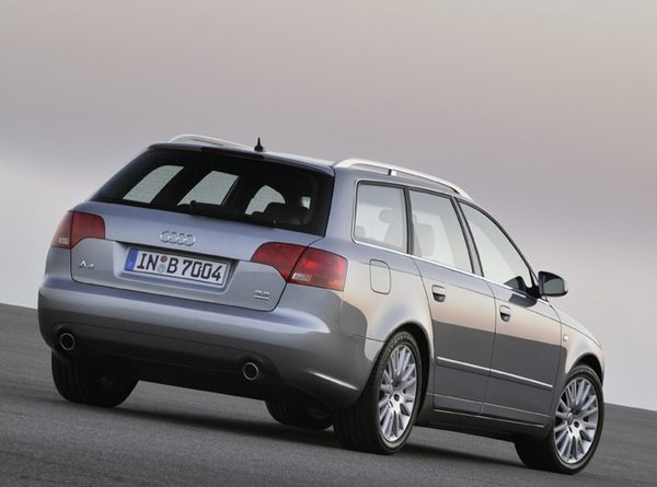 Photo Audi A4 (3e Generation) Avant