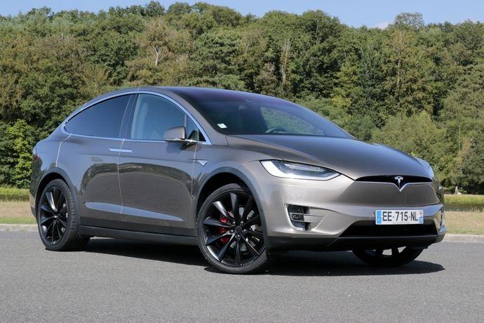 Photo Tesla Model X