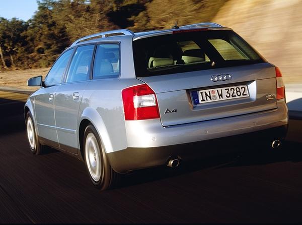 Photo Audi A4 (2e Generation) Avant