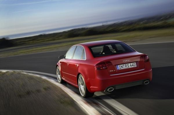 Photo Audi Rs4 (3e Generation)
