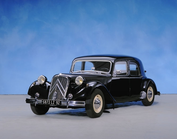 Photo Citroen Traction 15