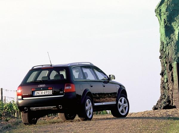 Photo Audi Allroad
