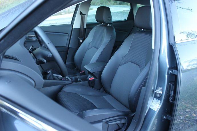 Photo Seat Leon 3