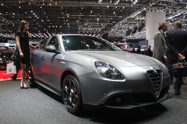 Photo Alfa Romeo Mito