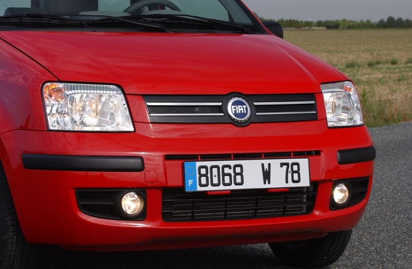 Photo Fiat Panda 2