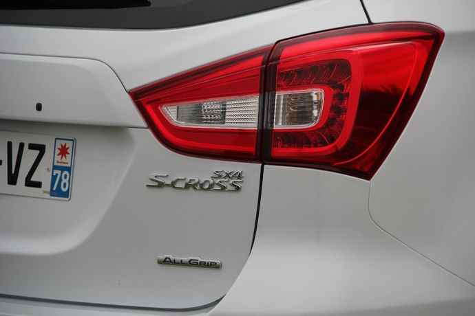 Photo Suzuki Sx4 S-cross