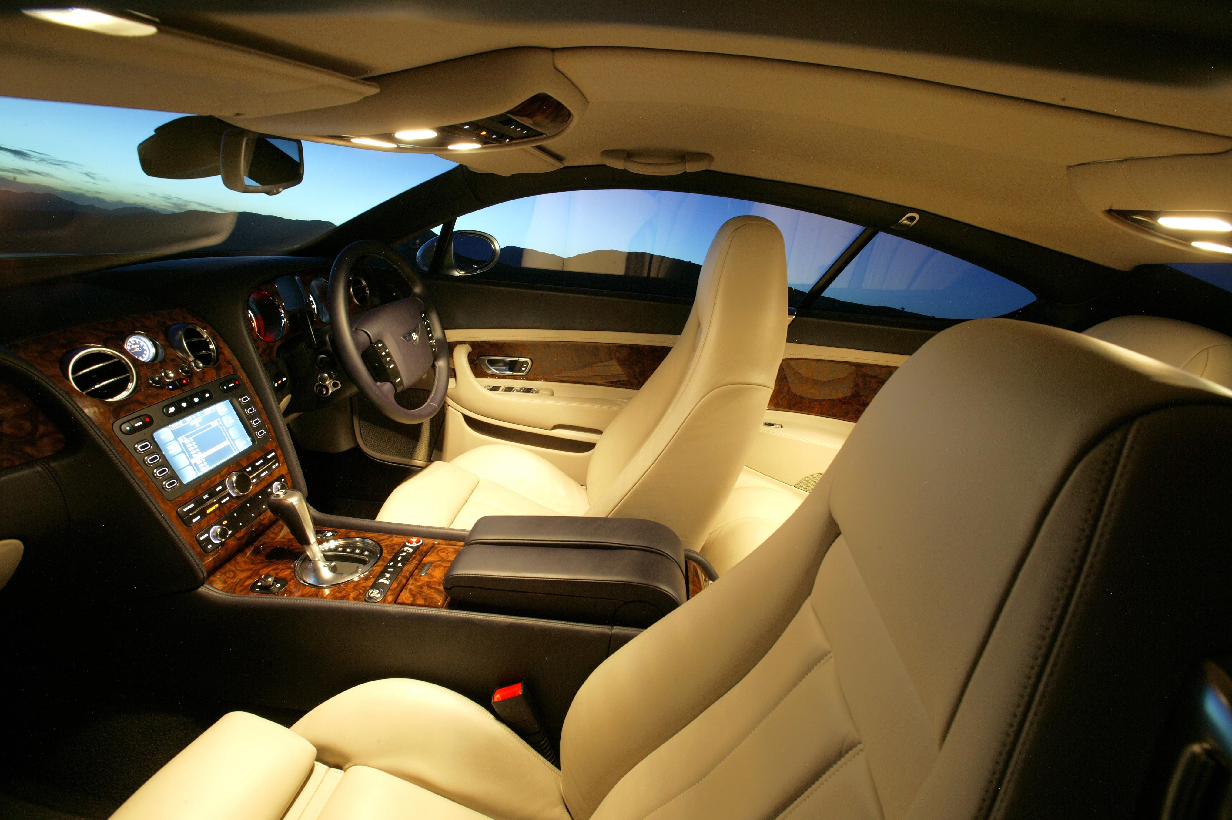 Photos Bentley Continental Gt Caradisiac Com