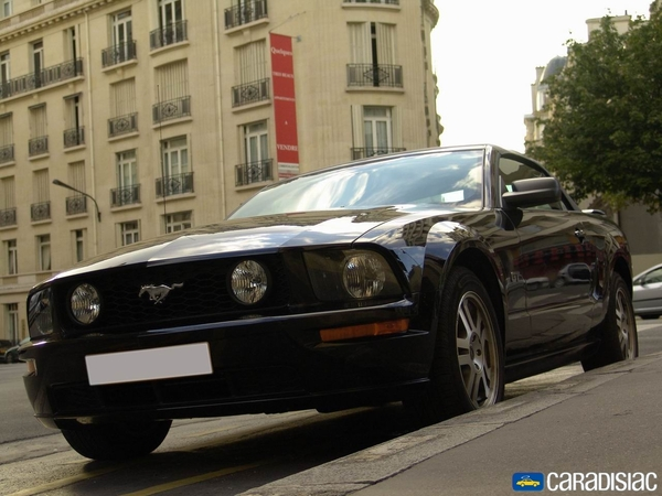 Photo Ford Mustang