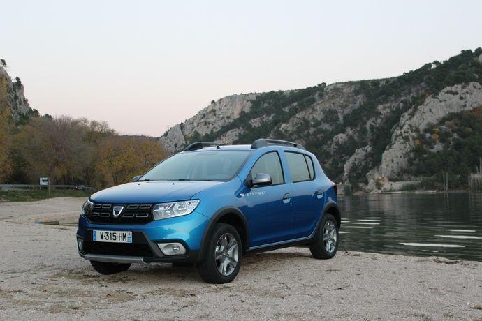 Photo Dacia Sandero 2 Stepway