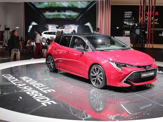 Photo Toyota Corolla 12