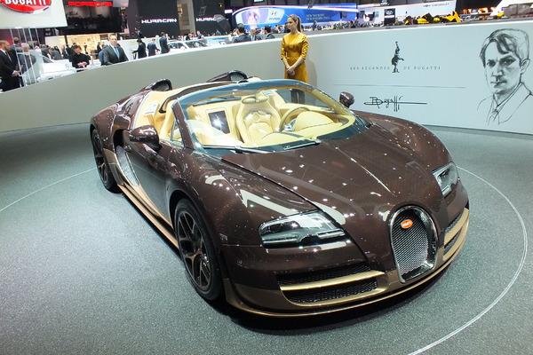 Photo Bugatti Veyron