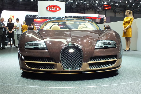 Photo Bugatti Veyron