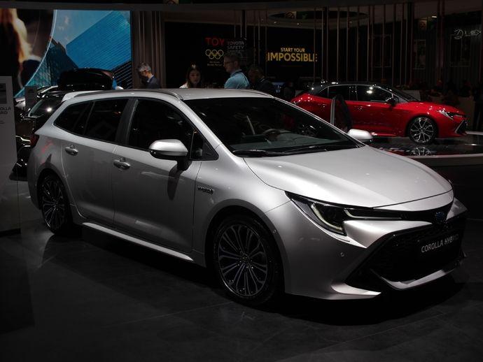 Photo Toyota Corolla 12 Touring Sports