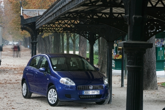 Photo Fiat Grande Punto
