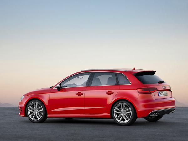 Photo Audi S3 (2e Generation) Sportback