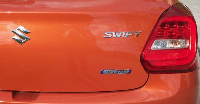 Photo Suzuki Swift 4