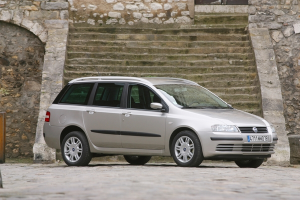 Photo Fiat Stilo Multiwagon