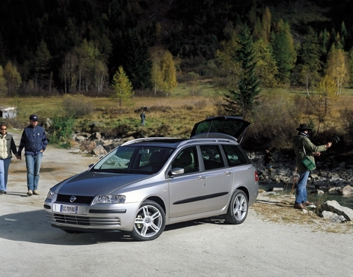 Photo Fiat Stilo Multiwagon