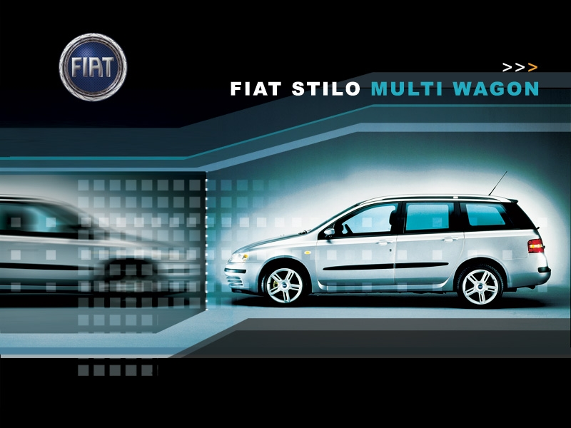 fiat stilo wagon. Fiat Stilo