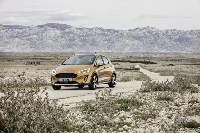Photo Ford Fiesta 6