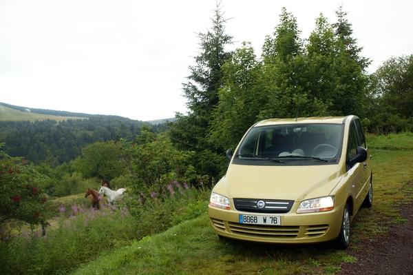 Photo Fiat Multipla