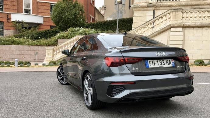 Photo Audi A3 (4e Generation) Berline